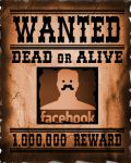Wanted FaceBook by drakullas
