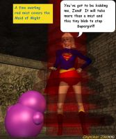 Supergirl--Zond 20 by CaptainZammo