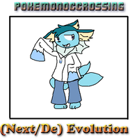 PKMNocC: Eve the Vaporeon?! by Cocoafox895
