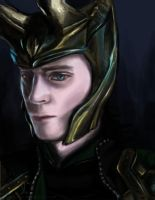 Loki by AsherAv2