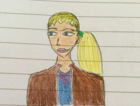 Artemis in civvies by lotsofsparkles1
