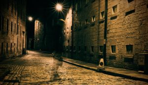 Ghost of Edinburgh's Past by Zionmoose