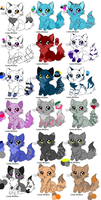 5 point adopts by Icey-adopts