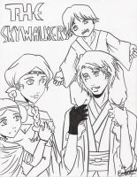 the skywalkers by miyavi133