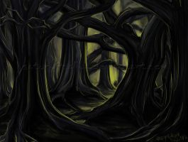 The Forest by saturn9calina