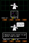 Undertale OC: Minerva (Pacifist) by Nightshade678