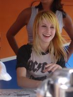 Hayley Williams by InnocenceDivine