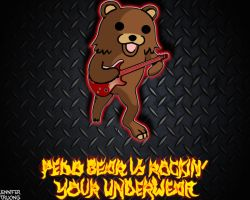 Pedo Bear by MinhMonsterful