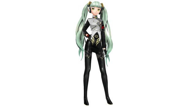 MMD - PDX Agitation Miku +Special DL by luiz7429