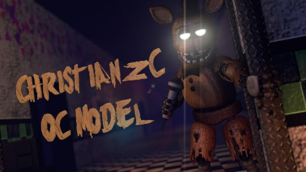 [C4D] ChristianZC OC (Download-Descarga) by christianzc