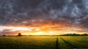Hungarian skies pt.LIV. HD Wallpaper by realityDream