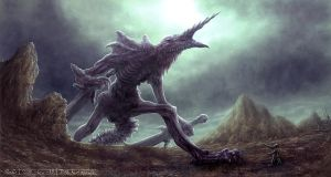 RicoD - Rift Death Colossus by RicoD-DA