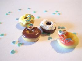 Donuts: Icing Materials Guide by eycsnow