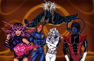 X - men wallpaper by N-o-X-i-S18