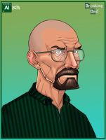 Heisenberg by Xaggerate
