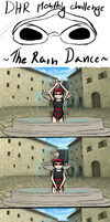 DHR Montly Challenge: The Rain Dance by Tokiko220