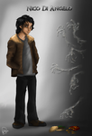 Nico Di Angelo by juliajm15