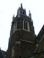 Church Spire by Jack-In-The-Green