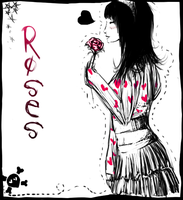 Roses by sketch-it