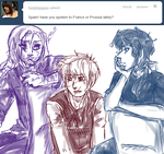 Bad Touch Trio. :25: by Ask-2P-Spamano