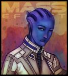 Mass Effect - Liara T'soni by lux-rocha