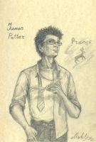 James Potter by MadelineSlytherin