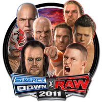 WWE Smackdown Vs. Raw 2011 by mohitg