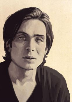 Cillian Murphy by ciliadesu