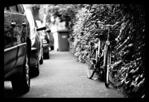 bicycle by Pajo89