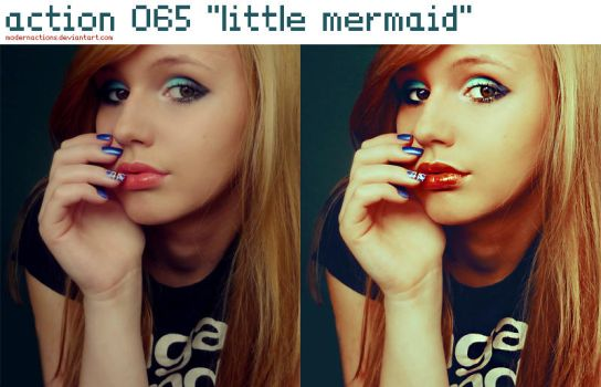 ACTION 065 'LITTLE MERMAID' by ModernActions