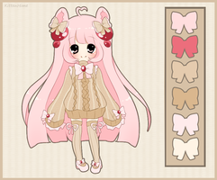 Adoptable- Alpaca [Sold] by myaoh
