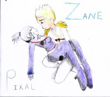 Zane and Pixal by Miss-Hyper-99