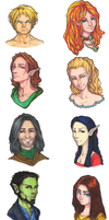 Batch O' NPCs by bunnystick