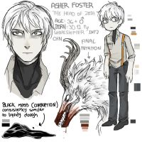[A-NSEH] Asher Foster by M-F-W