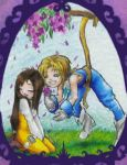 FF IX -- Courting the Princess by Icequeenkitty