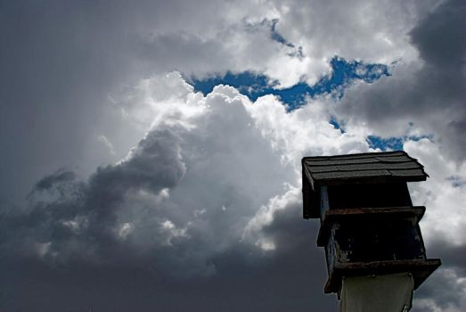 a house in the clouds by fergusand