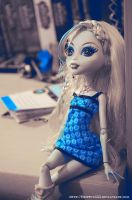 Monster High-Lagoona Blue Blue by Shippuu444