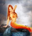 The Mermaid Princess by FrankAndCarySTOCK