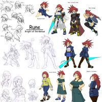 Rune - Master Sheet by ProjectHazoid