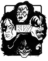 KISS - gift composition by Av3r