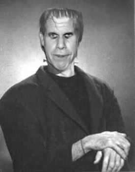 Ron Perlman as Herman Munster by hordoc2