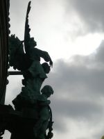 Top of Berliner Dom by c-r-o-f-t