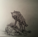 Cannibalized by WhiteWolfCrisis13