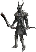 Silver Knight by Sephiroth7734