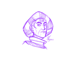 Claude Frollo by Pheyros