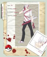 Xander Zangoose by Silent-Songs