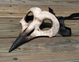 Crow Skull Mask by Dr-K