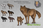 Standard Breed Concept by Aminirus