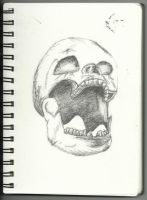 Skull by cookie-addict-321