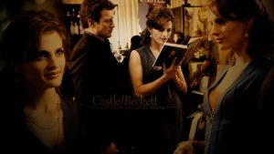 Castle-Beckett Can't Stop by michygeary